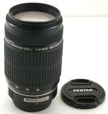 SMC Pentax-DA L 55-300mm F4-5.8 ED ZOOM LENS