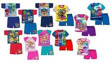 Niños Niños Niñas Ropa para dormir Ropa de dormir Pijamas Pijama Conjunto Pijamas De Regalo