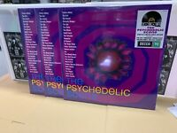 The Psychedelic Scene 2 LP The Syn Virgin Sleep Turquoise RSD 2019