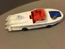 Dinky toys coastguard missile launch made in England, classic toy