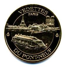 75001 Vedettes du Pont-Neuf, Tour Eiffel et Notre-Dame, 2017, Monnaie de Paris