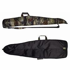 Tactical Shotgun Rifle Gun Soft Carry Case Shoulder Bag Backpack Camouflage Camo