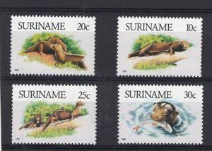 SURINAME, MI # 1248/51, MNH, VF