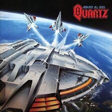 QUARTZ-Against All Odds CD 1983/2015 REISSUE NWOBHM OVP No Remorse Rec.