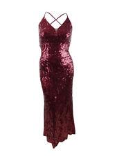 Nightway Women's Allover-Sequin Gown