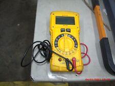 New listing Amprobe Hd110C Digital Heavy Duty Multimeter,1000Vac,1500Vd c, Waterproof