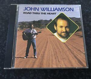 JOHN WILLIAMSON - Road Thru The Heart - CD