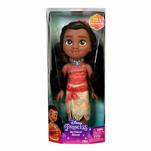 Disney Princess My Friend Moana Toddler Doll Brand New