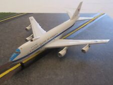 Boeing E-4B Airborne Command Post, 1/400 scale, die-cast model by Dragon Models