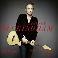 LINDSEY BUCKINGHAM - SEEDS WE SOW   CD NEW