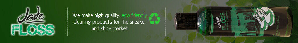 Jade Floss Sneaker Cleaning Product