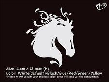 *Horse Car Sticker  Reflective Car  Truck Boat decal sticker best gift-