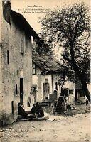 CPA Notre Dame du Laus - La Maison de Soeur Benoite (473026)