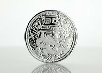 500 Francs Imperial Dragon Dragon Cameroun Cameroun Argent 1 Once Prooflike 2018