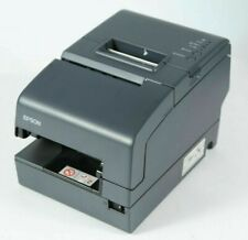 Epson Tm H6000iv Pos Thermal Receipt Printer M253a With Power Plus Qty Available