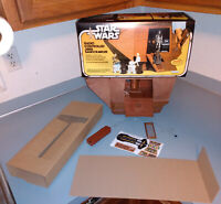 Jawa Sandcrawler 1977 Kenner WORKS GREAT Star Wars Radio Contol Complete  READ