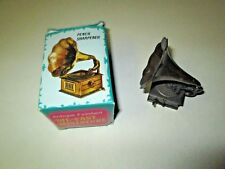 Antique Finished Pencil Sharpener OLD PHONOGRAPH Die-Cast Miniature #8753