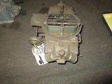 1966 Holley Carburetor 3613 List 396 375hp Chevelle 3893229