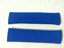 Mazda, Dodge,Blue Car Seat Belt Cover  Shoulder Harness Pads Auto Vehicle Padded