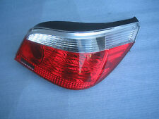 Bmw 5 Series Taillight Rear Tail Lamp Oem 2004 2005 2006 2007 535i Factory