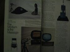 1983 TV Guide(NAM JUNE PAIK/MARY FRANN/O. J.  SIMPSON/SUZANNE  SOMERS/NEWHART)