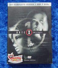 Akte X Season 1 Sammel Edition, DVD Box Staffel