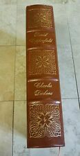 The Personal History of David Copperfield by Charles Dickens  Easton Press ©1979