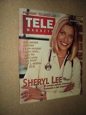 TELE MAGAZYN 2000/08 (18/2/2000) SHERYL LEE PAMELA ANDERSON KIM BASINGER (3)