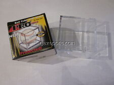 Pro Mold Baseball Display Cube Holder with Stand 25 Year UV Protection