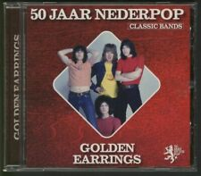 GOLDEN EARRING 50 Jaar Nederpop 2008 DUTCH CD early tracks NEW UNPLAYED