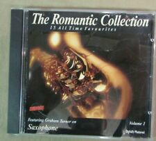 Graham Turner : The Romantic Collection 15 All Time Favourites on Saxophone CD