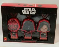 The Rise of Skywalker STAR WARS McDonalds Happy Meal Toys Dark Side Saga Set LTD