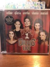 Divas Live on VH-1 Music First- Music CD