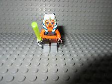 Lego Star Wars Figur - Ahsoka Tano mit Laserschwert aus Set 7675