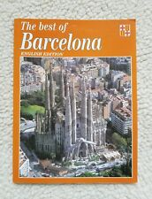 Barcelona Spain the Best of Barcelona English Edition