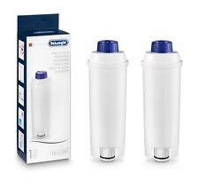 2 x Genuine Delonghi SER3017 Espresso Coffee Machine Water Filters DLS C002