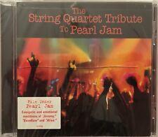 VITAMIN STRING QUARTET Tribute To Pearl Jam (2003) *SEALED*