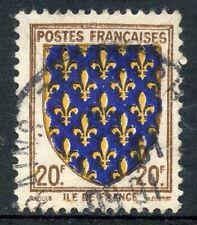 STAMP / TIMBRE DE FRANCE OBLITERE N ° 575 ARMOIRIE / ILE DE FRANCE