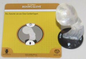 Boxant Gant R201.10 Guerre De Clair Dc Heroclix Blanc Lantern Corps Construction