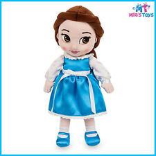 "Disney Beauty and the Beast Belle Animators Collection 13"" Plush Doll brand new"