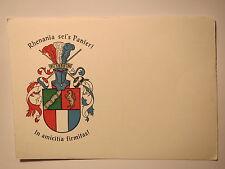 Münster - Landsmannschaft Rhenania - Wappen / Studentika