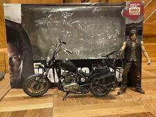 AMC - The Walking Dead - Daryl Dixon with Chopper