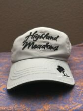 American Dry Goods Highland Meadows Grey Baseball Cap Hat