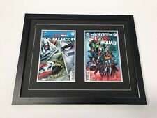 Changeable 2 Comic Frame. Safe Secure Way To Display Comics (Books Not Included)