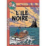 Hergé - Tintin : L'ile noire suivi de l'étoile mystérieuse - 1984 - Bande dessin