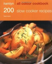 Hamlyn All Colour Cookbook 200 Slow Cooker Recipes (Hamlyn All Colour Cookbooks