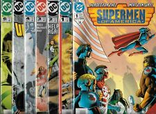SUPERMEN OF AMERICA #1-#6 SET & ONE SHOT (VF/NM) SUPERMAN