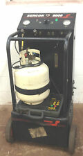 SERCON SR8000 REFRIGERANT RECOVERY RECYCLING RECHARGING STATION MACHINE #203