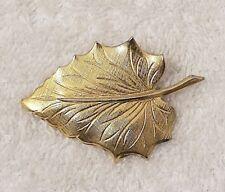 Petal Branch Tree Shrub Forest Vl-U Classic Pin Brooch Artistic Whimsical Leaf