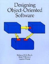 Designing Object-Oriented Software, Wirfs-Brock, Rebecca, Wilkerson, Brian, Wien